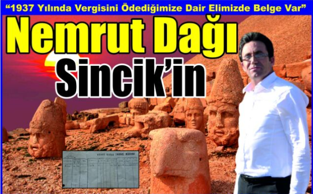 Nemrut Dağı Sincik'in