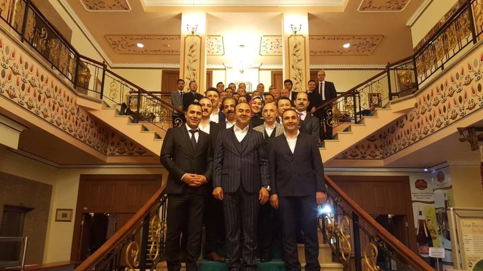 OSES Grup 2017 Yılının İlk İstişare Toplantısını Gerçekleştirdi