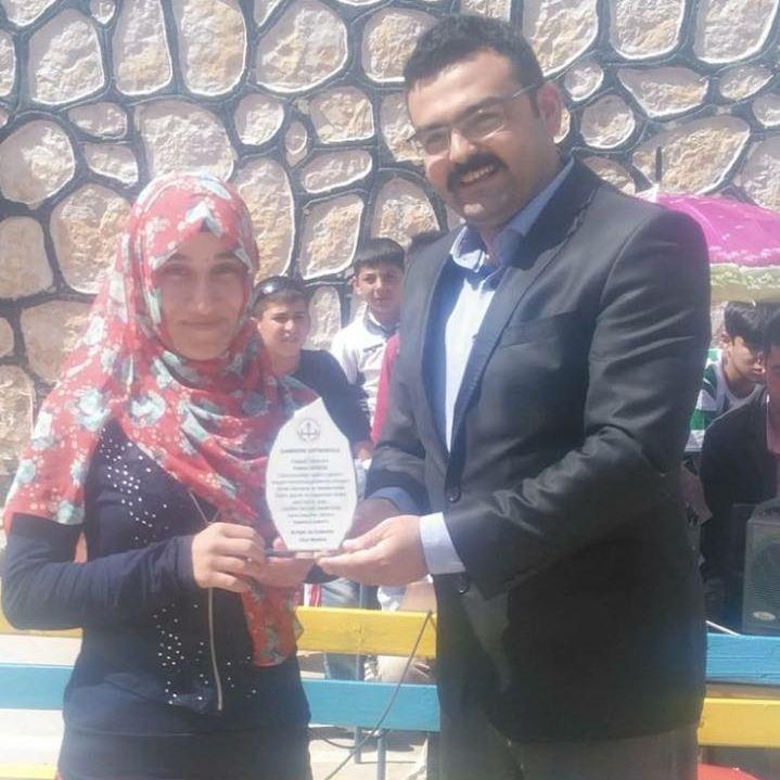 Köy okulundan Türkiye birincisi çıktı