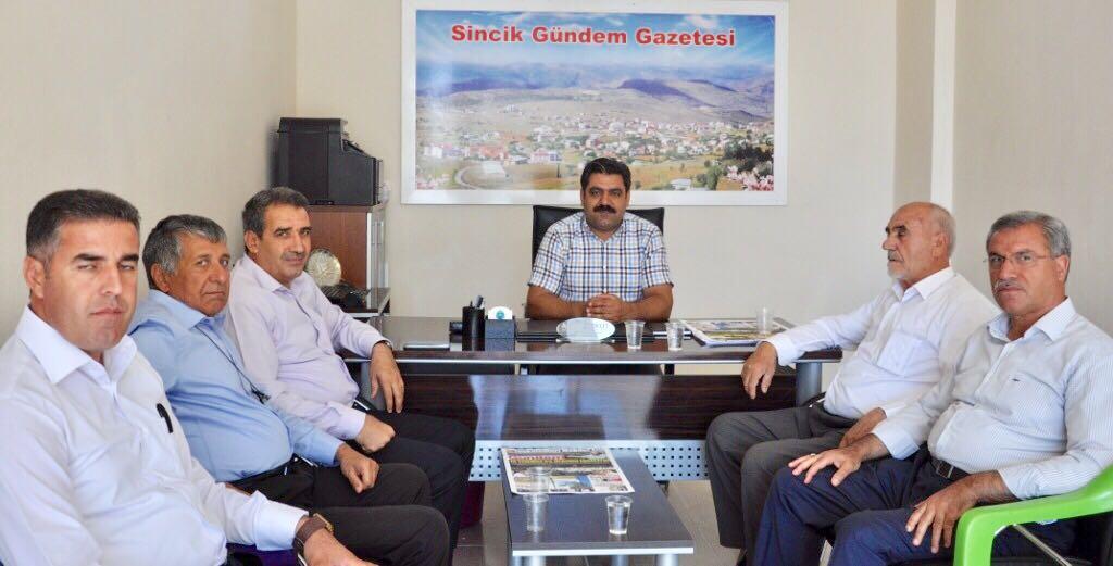 Başkan Erdoğan'dan Gazetemize Ziyaret