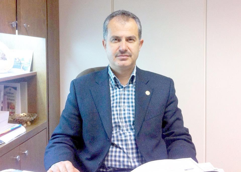 AK Parti İl Başkanlığına Mehmet Erdoğan Atandı