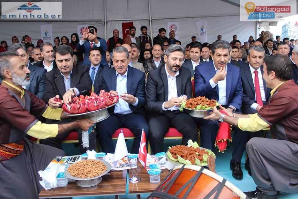 İstanbul Çiğköfte, Nar ve Bademe Doydu