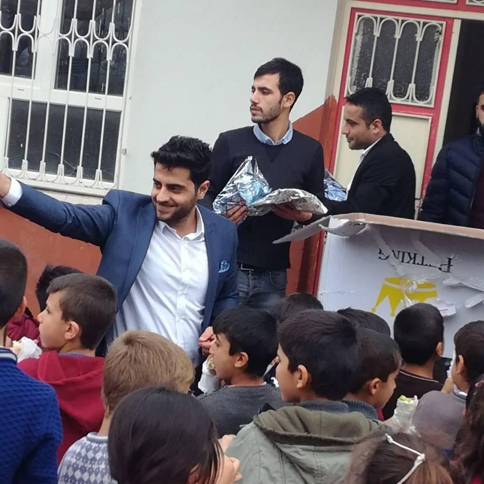 Köy Okulu Öğrencilerini Sevindirdi