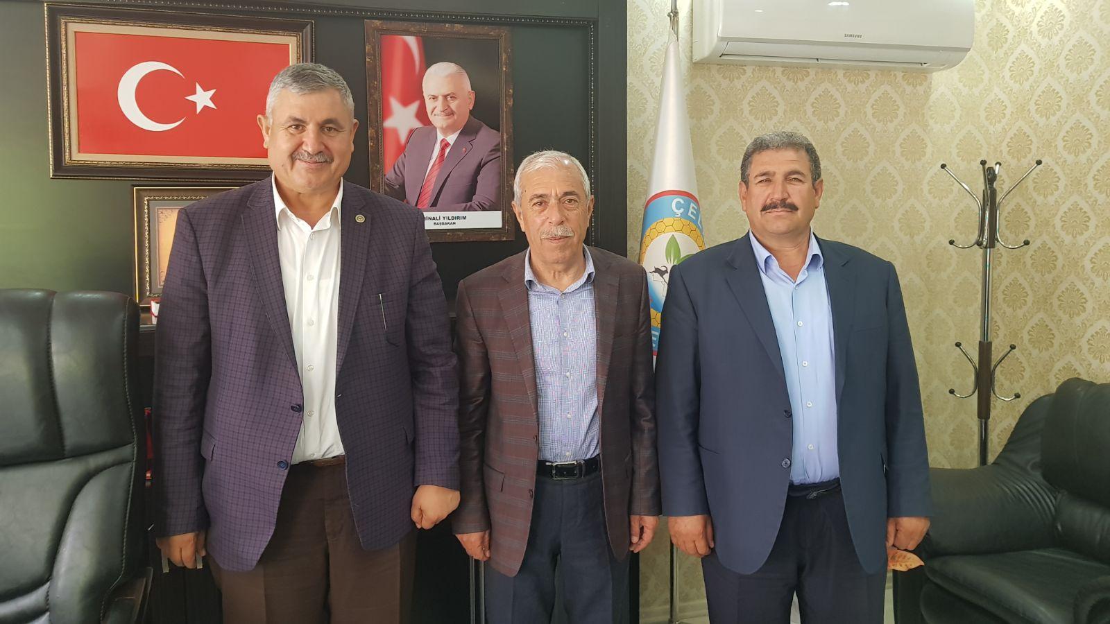 """Turanlı: """"Güçlü Türkiye'nin gücüne güç katmak için bu yola baş koyduk"""