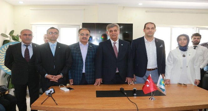 İYİ Parti Adıyaman Milletvekili Adaylarını Tanıttı