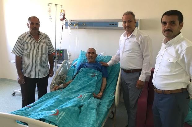 Sincik Devlet Hastanesi Bir İlki Başardı