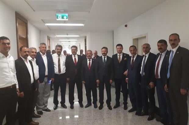 Milletvekilleri ve Ziraat Odası Başkanları Tarımı Konuştu