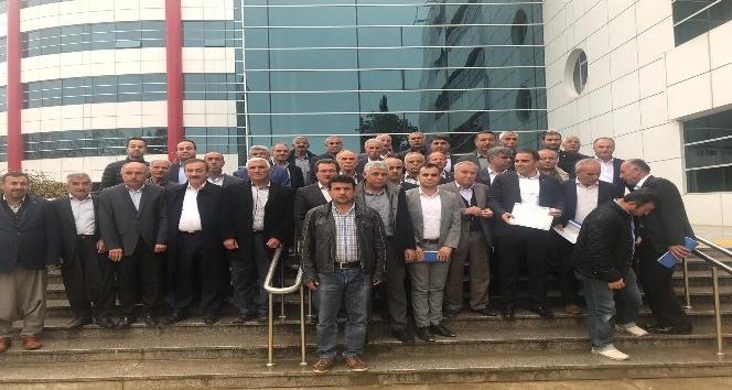 Samsat Belediye Başkanı Fırat mazbatasını alarak göreve başladı