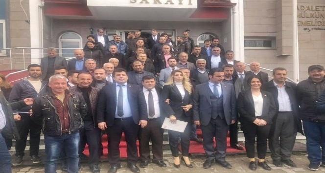 Gölbaşı Belediye Başkanı İskender Yıldırım göreve başladı