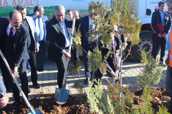 Başkan Turanlı: Hep Birlikte Daha Yeşil Bir Kahta İçin