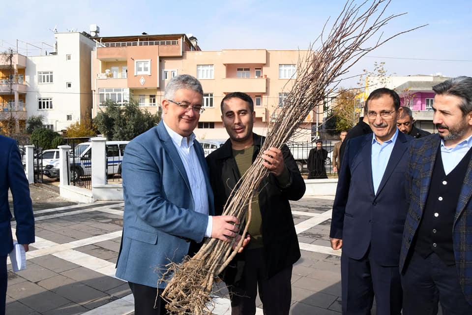 Adıyaman'daki Geleneksel Tarım Algısı Bademle Değişiyor