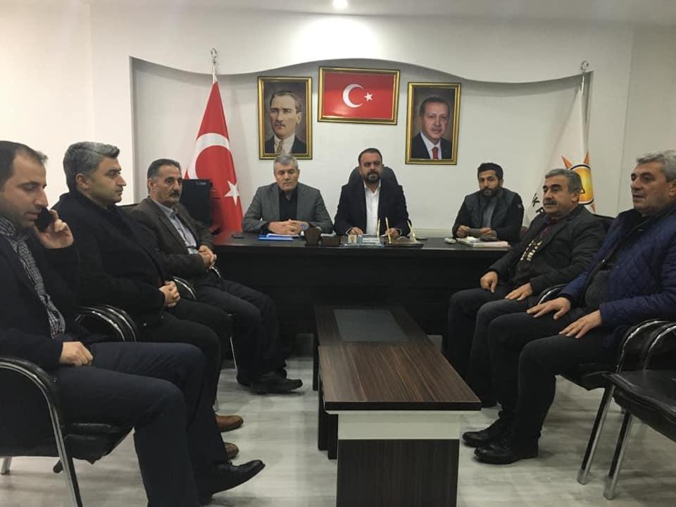 Kahta AK Parti'den, Başkan Turanlı'nın İddialarına Cevap
