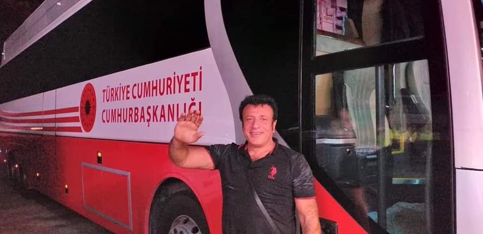 'CESUR YÜREK' BAHRİ ERŞAHİN'İ KAYBETTİK