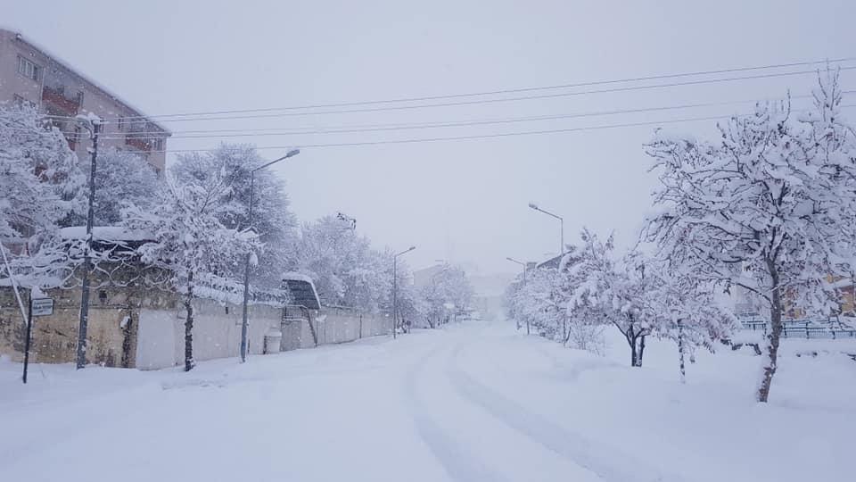 Sincik'te Kartpostal Görüntüler