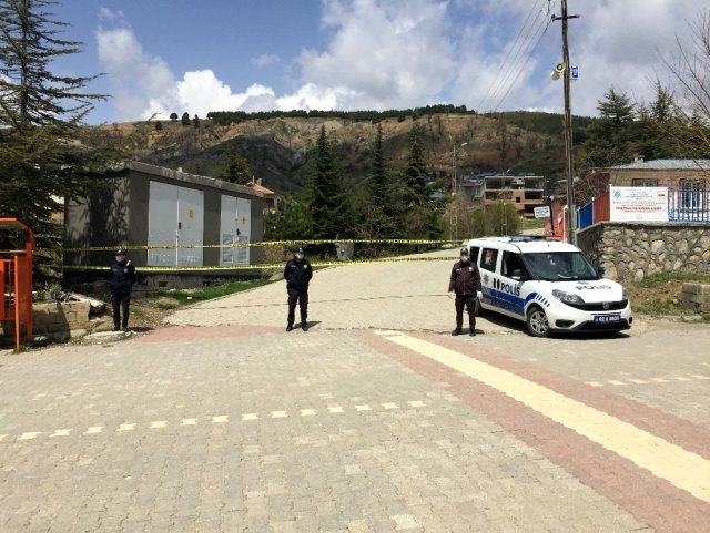 Sincik'te bir mahalle karantinaya alındı