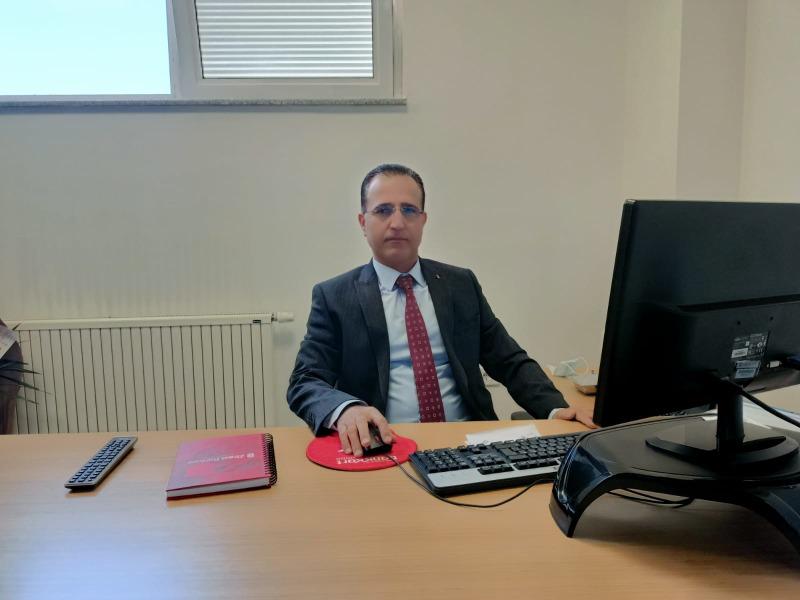 Sincik Ziraat Bankası Şube Müdürü Değişti